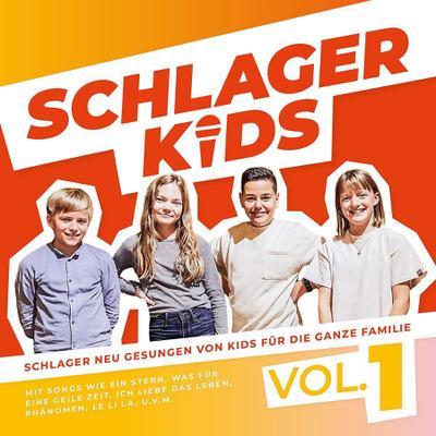 Schlagerkids: Vol. 1 (Von Kids für die ganze Familie)