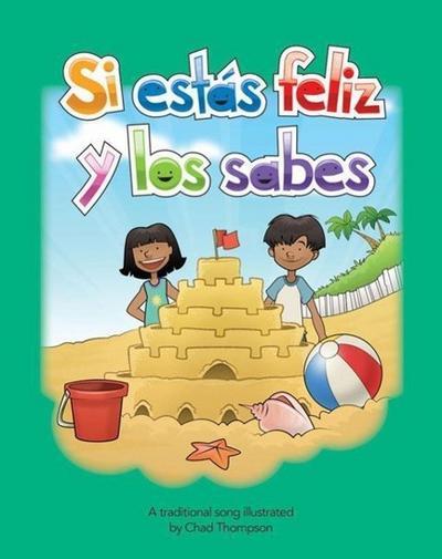 Cada Vez Que Estoy Feliz (If You're Happy and You Know It) Lap Book
