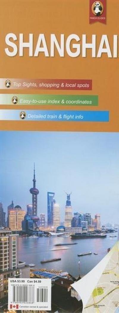 Shanghai Travel Map