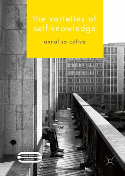 The Varieties of Self-Knowledge