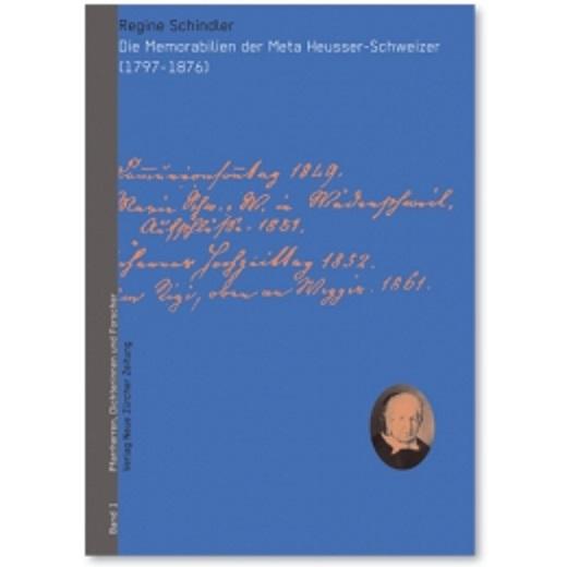 Die Memorabilien der Meta Heusser-Schweizer Regine Schindler