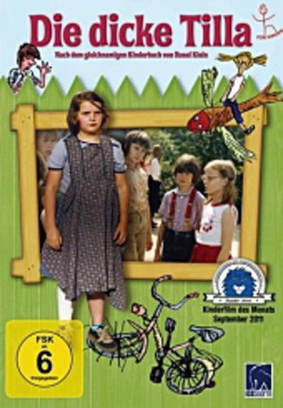 Die dicke Tilla, 1 DVD