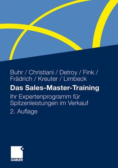 Das Sales-Master-Training