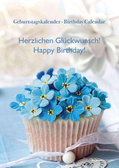 Geburtstagskalender Herzlichen Glückwunsch immerwährend