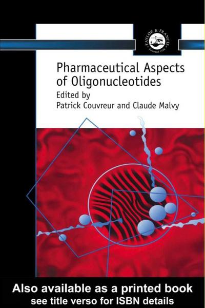 Pharmaceutical Aspects of Oligonucleotides