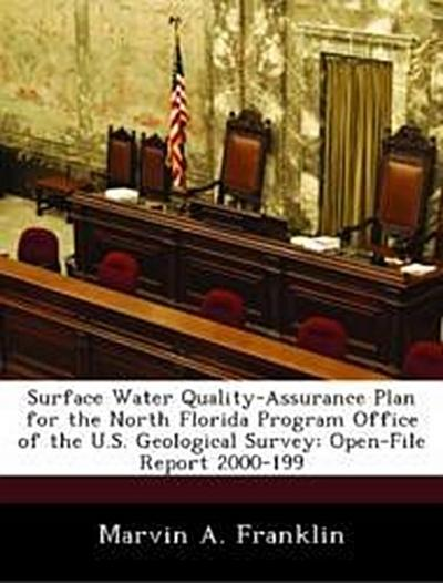 Franklin, M: Surface Water Quality-Assurance Plan for the No