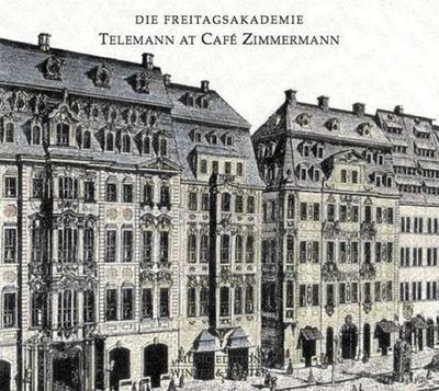 Die Freitagsakademie (At Cafe Zimmermann)