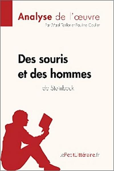 Des souris et des hommes de John Steinbeck (Analyse de l'oeuvre)