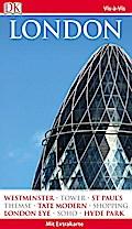 Vis-à-Vis Reiseführer London; mit Extrakarte und Mini-Kochbuch zum Herausnehmen; Vis-à-Vis; Deutsch; über 1200 farbige Fotos, 3-D-Zeichnungen & Grundrisse
