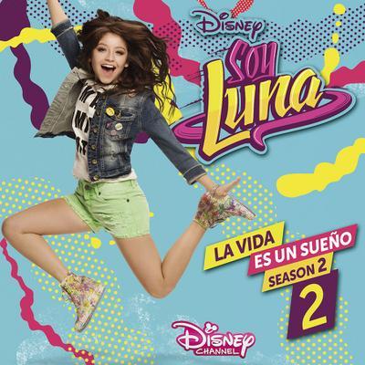 Soy Luna: La vida es un sueno 2 (Staffel 2, Vol.2)