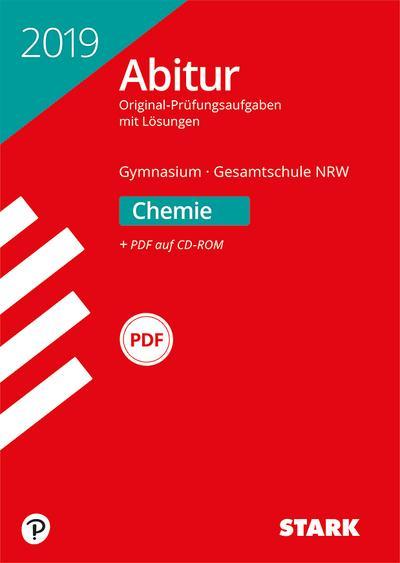 Abiturprüfung NRW 2019 - Chemie GK/LK