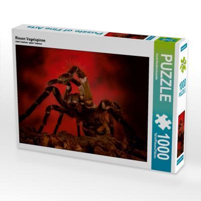 Riesen Vogelspinne (Puzzle)