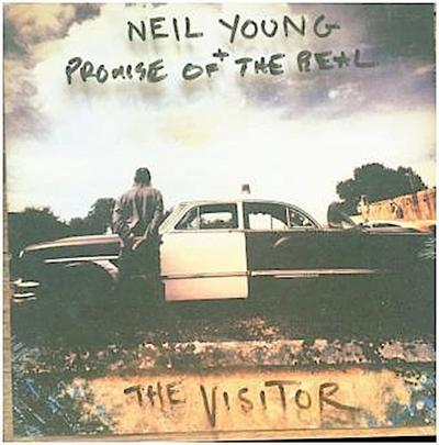 The Visitor, 2 Schallplatten