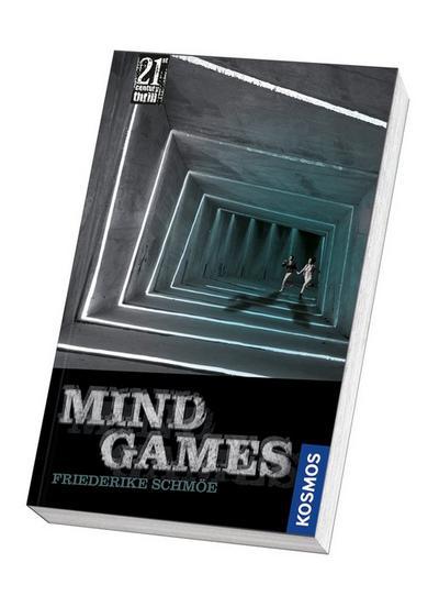 Mind Games   ; 21st Century Thrill ; Deutsch; ca. 256 S. -