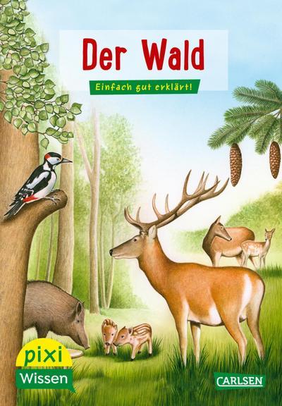 Pixi Wissen 36: VE 5: Der Wald