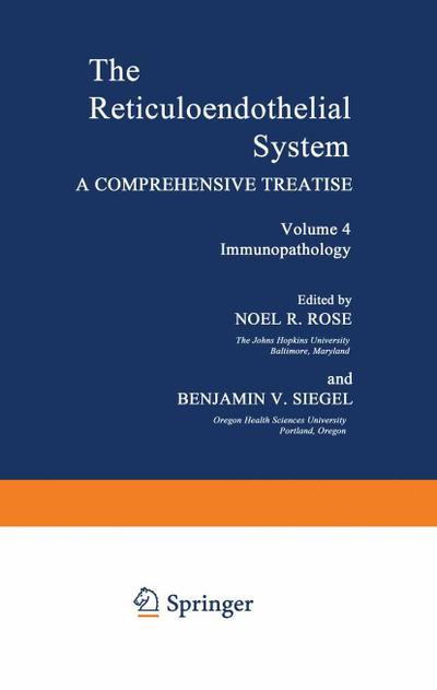 Volume 4 Immunopathology
