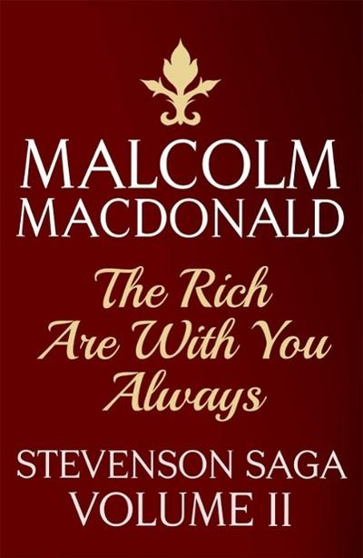 The Rich Are With You Always