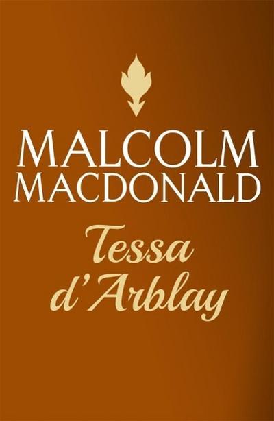 Tessa d'Arblay
