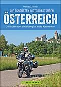 Die schönsten Motorradtouren in Österreich