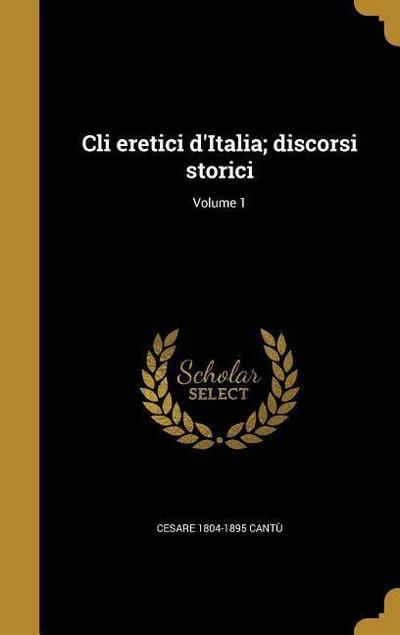 ITA-CLI ERETICI DITALIA DISCOR
