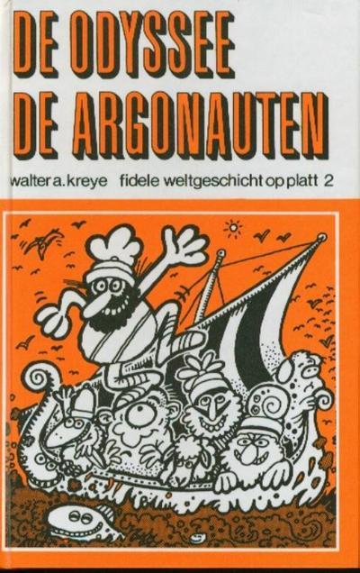 De Odyssee - De Argonauten