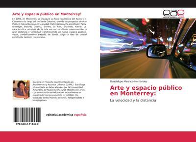 Arte y espacio público en Monterrey: