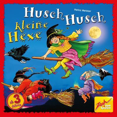 Husch Husch kleine Hexe (Kinderspiel)