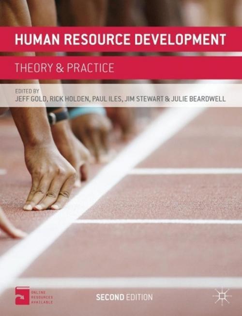 Human Resource Development ~ Jeff Gold ~  9780230367159