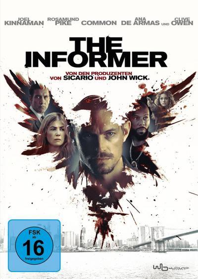 The Informer, 1 DVD