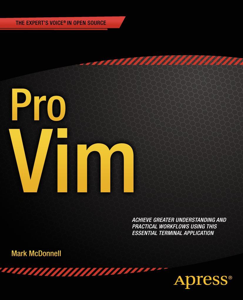 Pro Vim Mark McDonnell