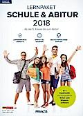 Lernpaket Schule & Abitur 2018. Für Windows 7/8/10