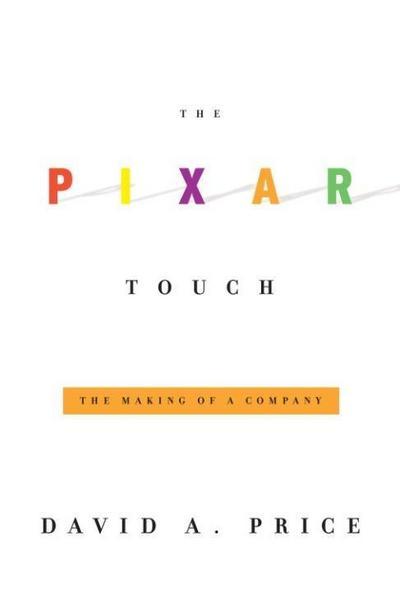 Pixar Touch