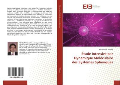 Étude Intensive par Dynamique Moléculaire des Systèmes Sphériques
