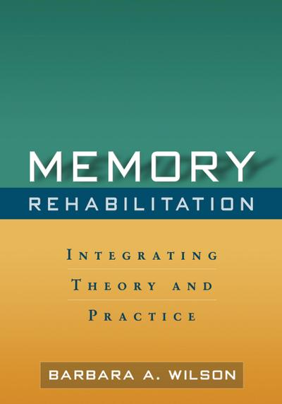 Memory Rehabilitation