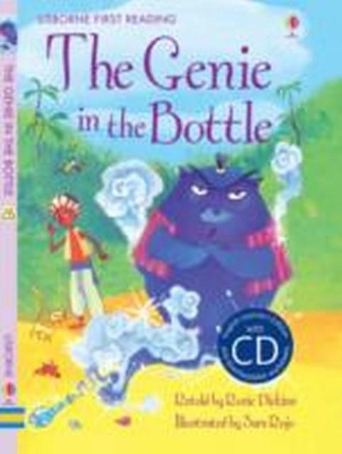 Rosie Dickins ~ The Genie in the Bottle 9781409563617