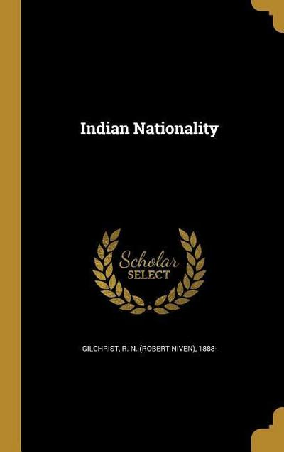 INDIAN NATIONALITY