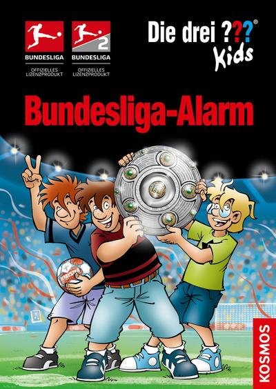 Die drei ??? Kids, Bundesliga-Alarm (drei Fragezeichen)