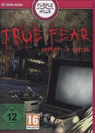 True Fear - Verlorene Seelen, 1 DVD-ROM