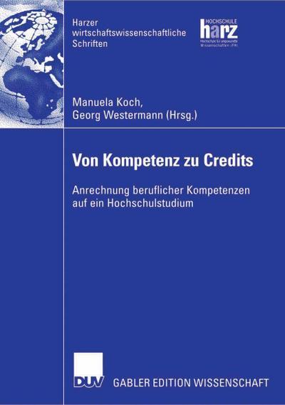 Von Kompetenz zu Credits