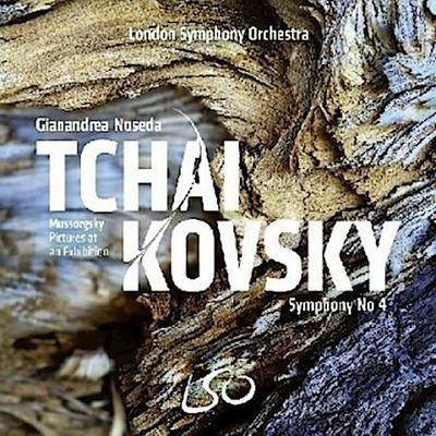 Tschaikowsky/Mussorgsky - Sinfonie Nr. 4