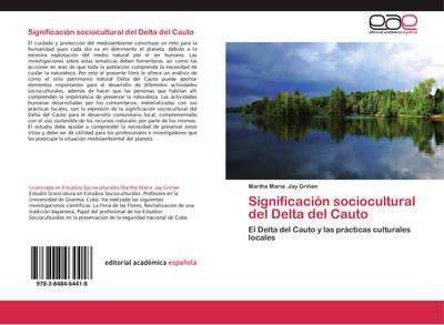 Significación sociocultural del Delta del Cauto
