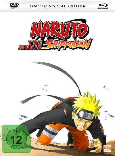 Naruto Shippuden - The Movie Limited Edition
