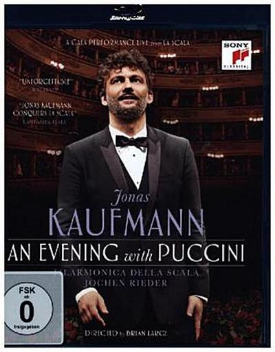 Nessun Dorma-Ein Abend Mit Puccini-Live A.D.Mailän