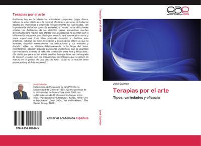 Terapias por el arte