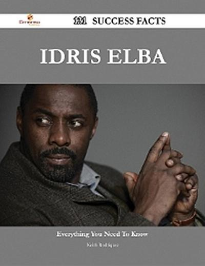 Idris Elba 131 Success Facts - Everything you need to know about Idris Elba
