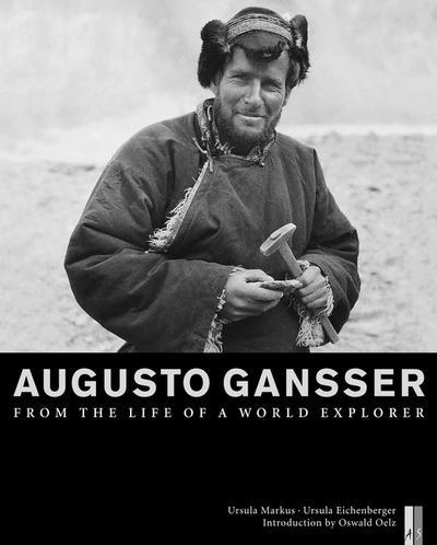 Augusto Gansser,engl.Ausg.