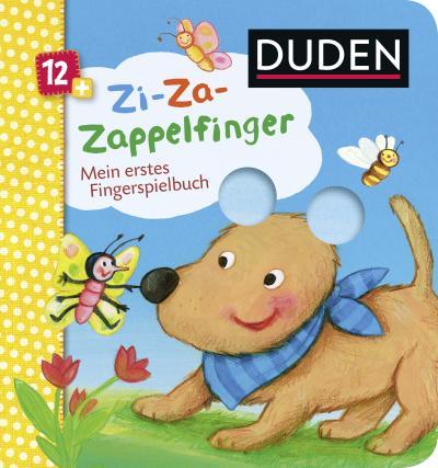 Duden: Zi-Za-Zappelfinger Mein erstes Fingerspielbuch