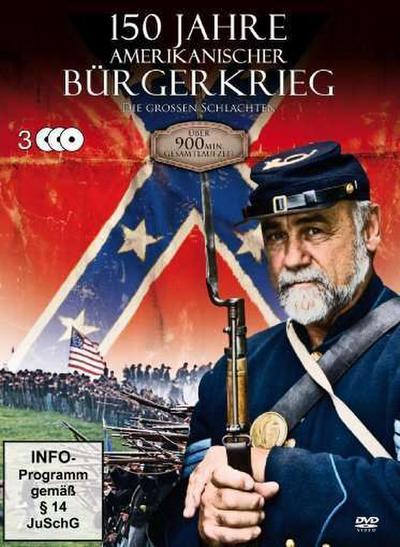 150 Jahre Amerikanischer Bürgerkrieg