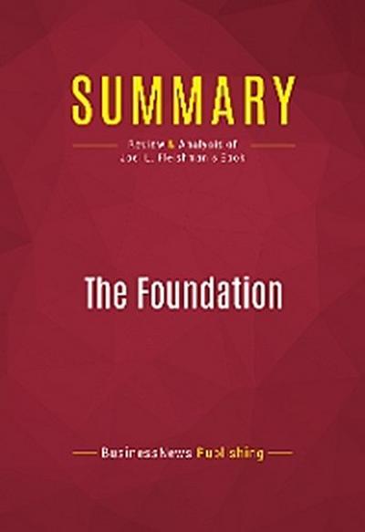 Summary: The Foundation
