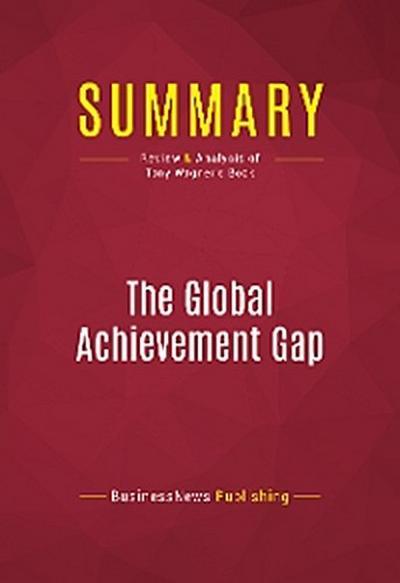 Summary: The Global Achievement Gap